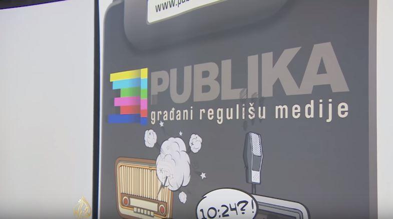 Građani ne mogu da utiču na sadržaje koji im serviraju mediji